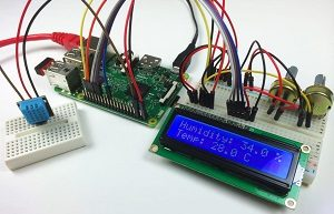 Raspberry Pi and electronics thumbnail